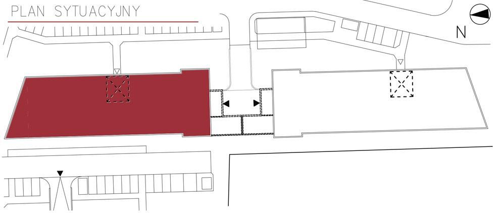 Uroczysko II / budynek 3 / miejsce postojowe 2 rzut 2