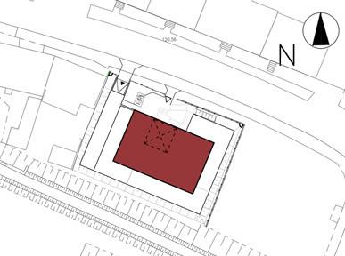 Willa nad Potokiem / budynek 1 / mieszkanie 13/M1 rzut 3