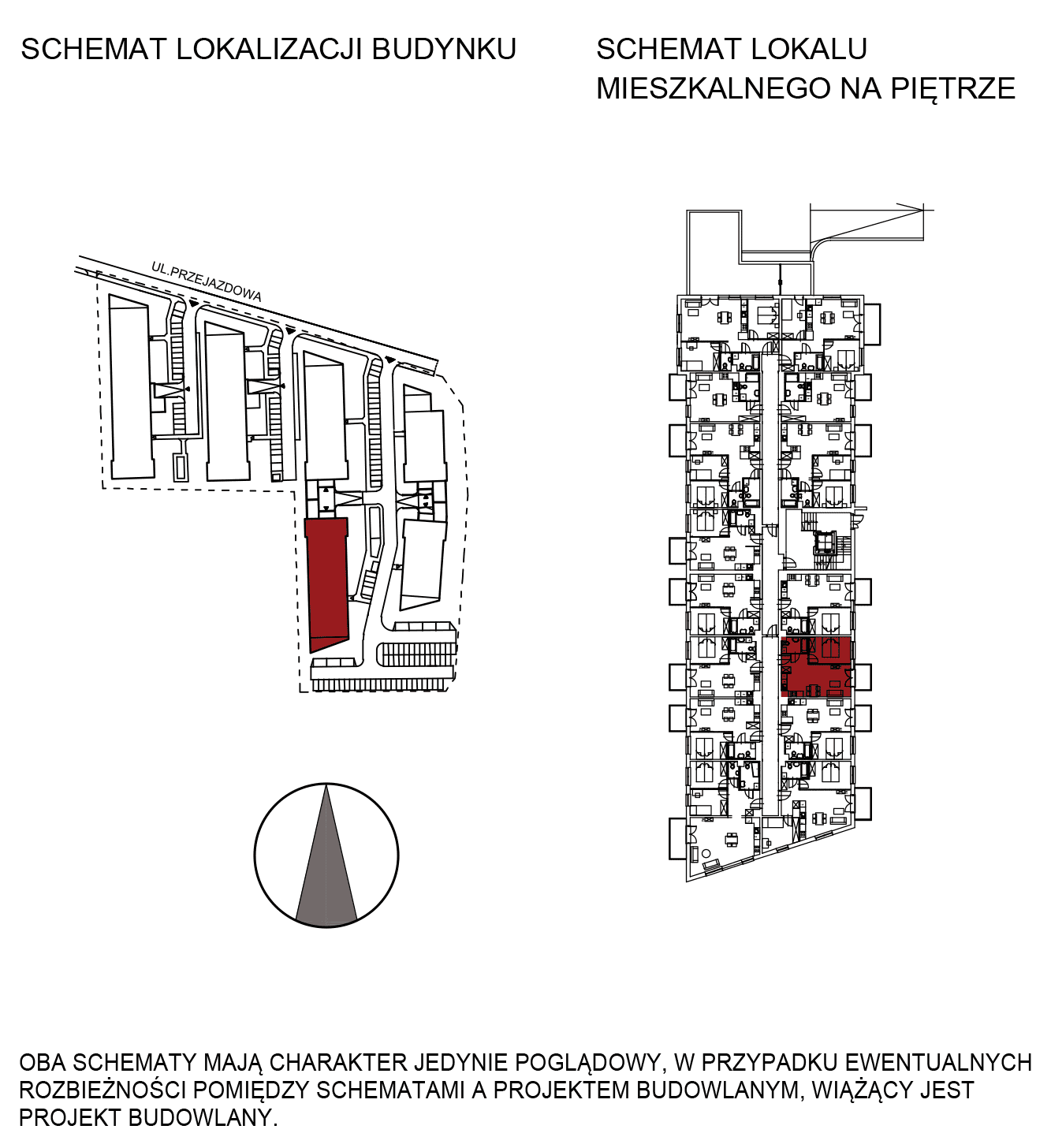 Uroczysko III / budynek 5 / mieszkanie G/0/2 rzut 2