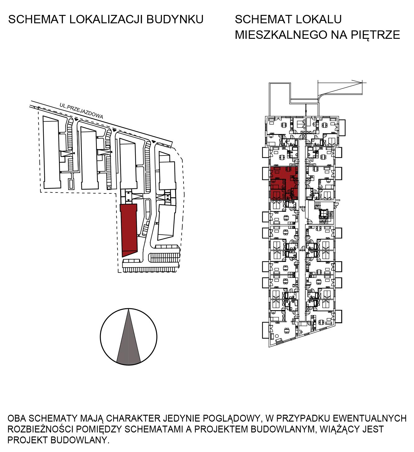 Uroczysko III / budynek 5 / mieszkanie G/0/10 rzut 2