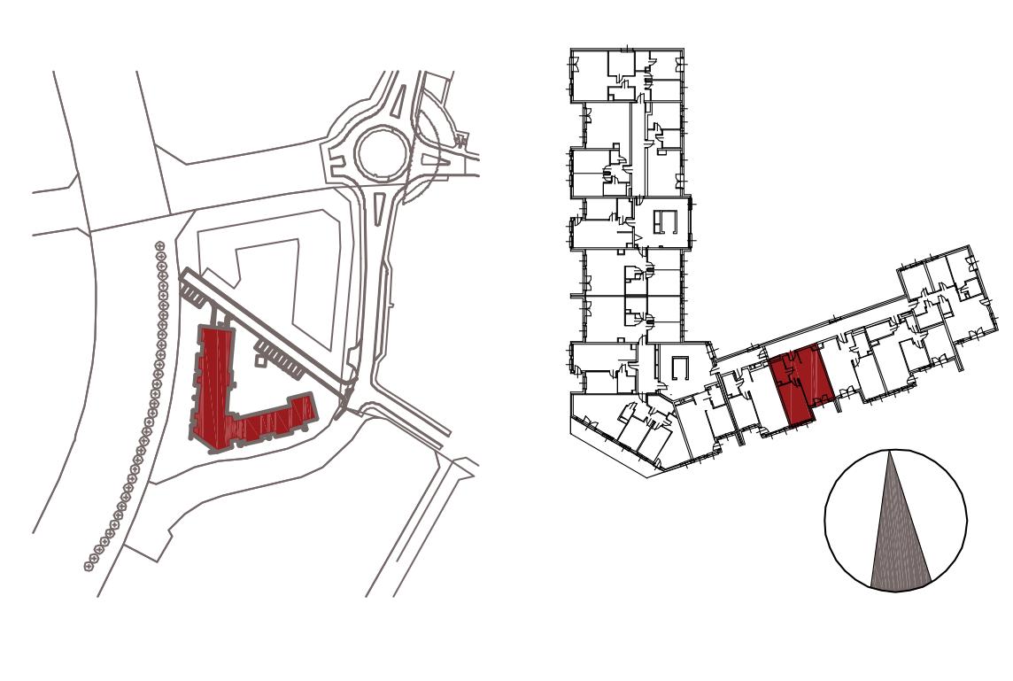 Kameralna Olszówka / budynek 1 / mieszkanie KO/A/2/4 rzut 2