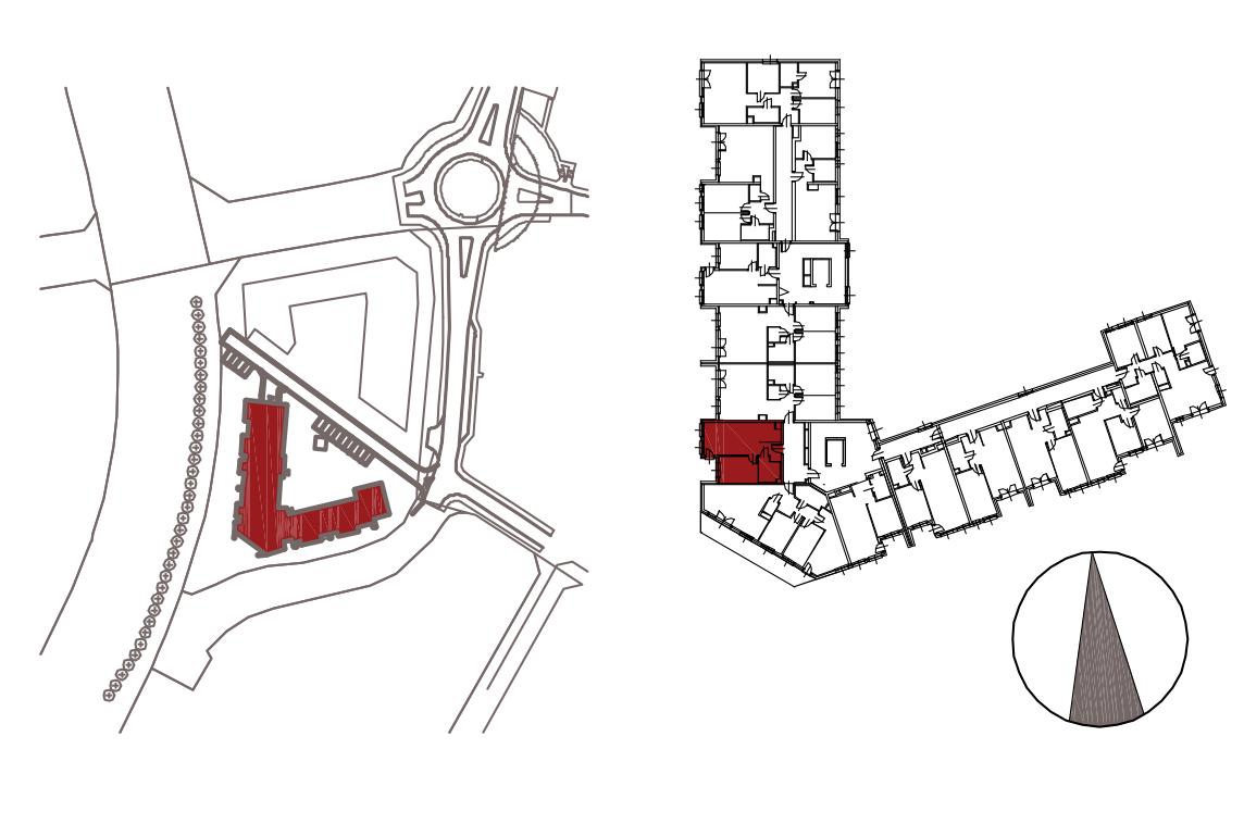 Kameralna Olszówka / budynek 1 / mieszkanie KO/A/2/8 rzut 2