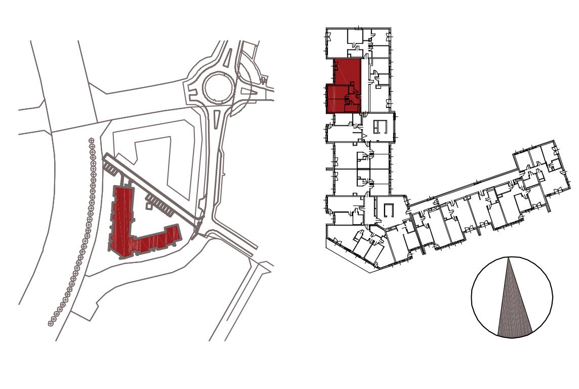 Kameralna Olszówka / budynek 1 / mieszkanie KO/B/2/3 rzut 2